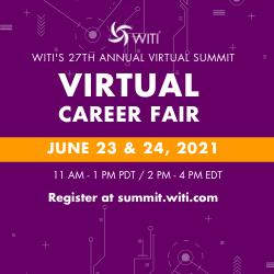 witi 2021 Summit Career Fair